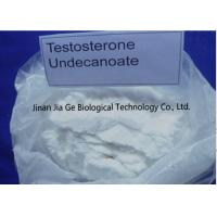 Buy cheap Steroid Injectable white powder Testosterone Undecanoate for Muscle Gaining 5949-44-0 from wholesalers