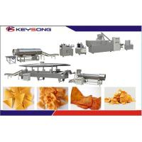 Buy cheap Fully Automatic Doritos Making Machine , Tortilla Chip Machine 1.5 Years Warranty from wholesalers