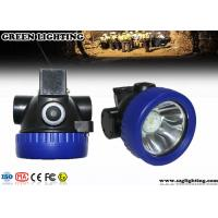 Buy cheap 1 Watt CREE Cordless Mining Lights ATEX Approved 4000 Lux Brightness from Wholesalers