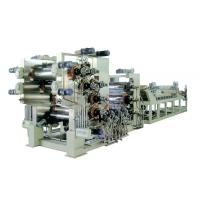 Buy cheap Five / Six Roll PVC Calender Machine Plastic Sheet Making Machine with High Output from Wholesalers