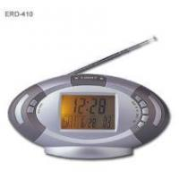 Buy cheap FM Auto Scan Radio with Digital Calendar Clock from wholesalers