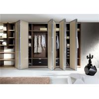 Buy cheap Walk In Closet Customized Wardrobe Furniture With Accessories from Wholesalers