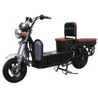 Quality 72V Adult Electric Bike Black Battery Powered Bicycles With Electric Motor wholesale