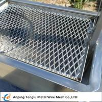 Buy cheap Expanded Metal Barbecue Grill|Disposable or Recycled BBQ Grille 0.5Thickness from Wholesalers