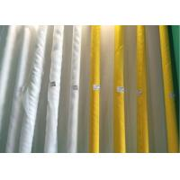 Buy cheap Polyester Bolting Screen Printing Mesh Low Elongation 490 Mesh For Ceramic Printing from wholesalers