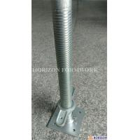Buy cheap Universal Scaffold Screw Jack With Dismountable Base Plate and U-Head from Wholesalers