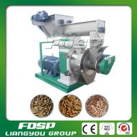 Quality CE approved hot sale 3-5tph wood pellets fuel making machine with siemens motor for sale