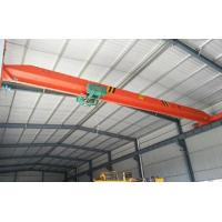 Buy cheap LDC / LT Type Single Girder Overhead Crane For Low Headroom Heavy Load Handling from Wholesalers