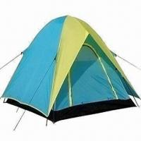 Buy cheap Leisure Camping Dome Tent for 2 Persons, Portable Teepees from Wholesalers
