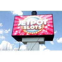 Quality Outdoor  Full color led screen board P6 with smooth display effect and Large viewing angle wholesale