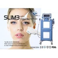 Buy cheap HIFU High Intensity Focused Ultrasound Machine For Wrinkle Removal 1.5 / 3.0 / 4.5 Mm from Wholesalers