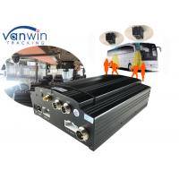Buy cheap Public traffic Video vehicle automatic passenger counters with GPRS 3G GPS MDVR from wholesalers