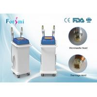 Buy cheap CE approved control of pulse time by 0.1second rf face lifting and body contouring beauty machine from Wholesalers