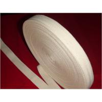 Buy cheap 100% Cotton Tape with best price,plain weaving cotton tape,cotton webbing tape from Wholesalers