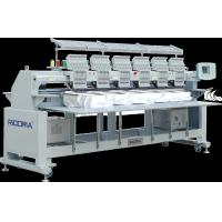 Buy cheap Automatic 6 head tee shirt embroidery machine with laser positioning device from Wholesalers