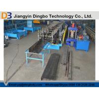 Buy cheap Mould Hydraulic Cutting Automatic Punch SteelCable Tray Roll Forming Machine from Wholesalers