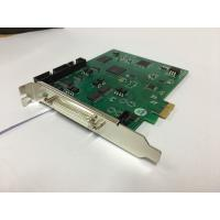 Buy cheap PCI-E Laser Control Card / PCI PCB Controller / PCI-E Card / Laser Marking board from Wholesalers