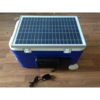 Buy cheap hot sale Wonder Solar power fridge for cooling quickly from wholesalers