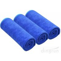 Buy cheap Eco - Friendly Multi purpose Microfiber Fast Drying Travel Gym Towels from wholesalers