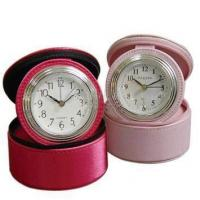 Buy cheap Leather Digital photo frame with Clock from Wholesalers