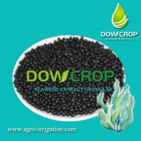 Buy cheap SEAWEED EXTRACT GRANULAR DOWCROP HIGH QUALITY HOT SALE 100% WATER SOLUBLE FERTILIZER ORGANIC Dark Brown Granular from wholesalers