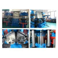 Buy cheap 400 Ton Hydraulic Plate vulcanzing Moulding Machine For Making Rubber Mounting from wholesalers