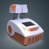 Buy cheap 8 Paddles Dual Wavelength Lipo Laser Slimming Machine, I Lipo Laser from Wholesalers
