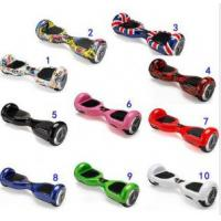 Quality Bluetooth Hoverboards Self Balancing Skateboard Two Wheel 6 Inch wholesale
