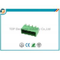Buy cheap Right Angle High Voltage Terminal Blocks Waterproof Cable Connector from wholesalers