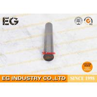 Buy cheap Cylinder Carbon Graphite Rods High Caliber Polished EG-CGR-0024 OEM Accepted from Wholesalers
