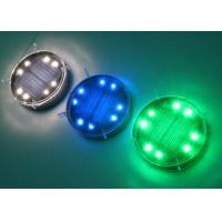80mm LED Outdoor Decorative Garden Lights Solar Powered For Christmas