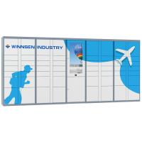 Buy cheap Latest Design 32 inch Touch Screen Electronic Parcel Delivery Locker with Secured System from wholesalers