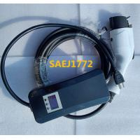 Buy cheap Type 1  SAEJ1772 charging plug Mode 240v ev charger 2 , level 2 from wholesalers