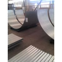 High Speed Grain Bins Corrugated Sheet Roll Forming Machine CE ISO Certificated