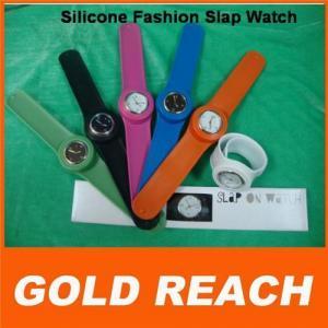 Quality Slap silicone watch wholesale