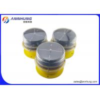 Quality DC6.4V Aviation Warning Lights / LED Low Intensity Light with ICAO Standard wholesale