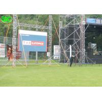 China High Definition Stadium Hanging Led Display Billboard / Outdoor Smd Led Screen on sale