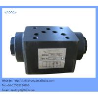 Buy cheap LGMFN-3-Y-A-B vickers replacement hydraulic valve from Wholesalers