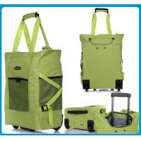 Shopping Trolley Folding Cart Grocery Rolling Bag Laundry Wheels Reisenthe Acc