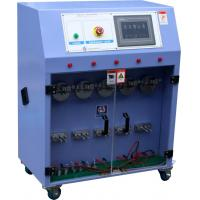 Buy cheap 5 Stations Guided Bending Test Machine High Precision With 7