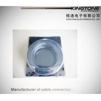 75 Ohm Digital Video CATV Coaxial Cable RG59 for Security Camera