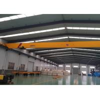 Buy cheap 1 Ton To 20 Ton Single Girder Overhead Crane EOT Crane With CD Model Hoisting Mechanism from Wholesalers