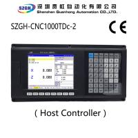 Buy cheap Two Axis Cnc Lathe Controller , Programming Cnc Board Controller 8.4 Inch Lcd Displayer from Wholesalers
