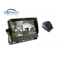 China Security 360 Degree TFT Car Monitor , 7 Inch Screen Car Video Monitors SD Card Storage on sale
