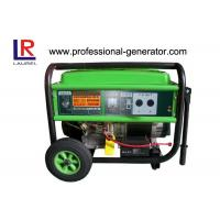 Buy cheap 7kw Portable Gasoline Power Generators with AVR , Overload and Low Oil Warning from Wholesalers