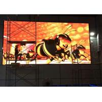 Buy cheap High Resolution P2 Led Advertising Display Aluminium Die Casting With 220V / 110V from wholesalers