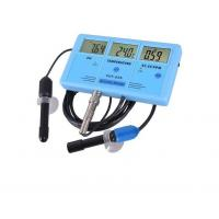 Quality PHT-026 Water Quality Tester 6in1 Digital Meter Aquarium EC CF TDS PH Temp °C °F for sale