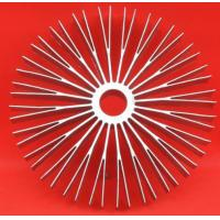 Buy cheap Extruded Heatsink Sunflower Series Big Power Good Dissipation Aluminum Extrusion Heat Sink from wholesalers