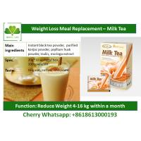 China Low Calorie Meal Replacement Drinks / Shakes For Body Slimming SGS Certification on sale