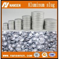 Buy cheap Aluminum Slugs Alloy 1070 & Aluminum 1070 small disc Concave Flat from Wholesalers